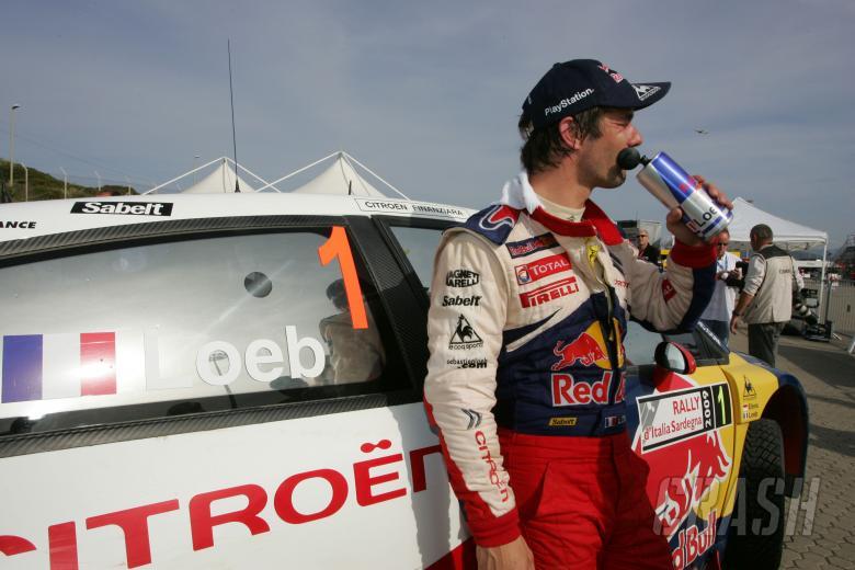 Sebastien Loeb (fra) Daniel Citroen C4 Wrc - Citroen Total WRT