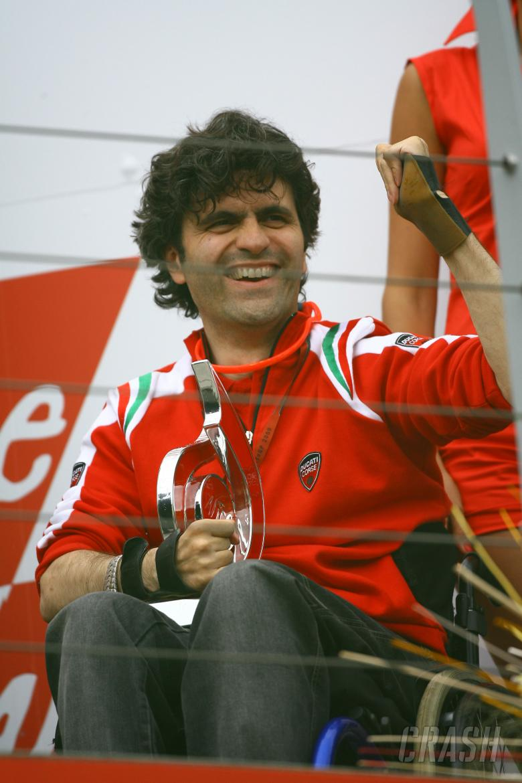 Preziosi, Italian MotoGP 2009