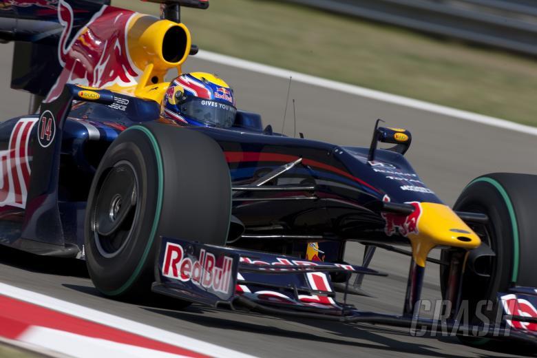 Mark Webber (AUS) Red Bull RB5, Turkish F1, Istanbul Park, 5th-7th June, 2009