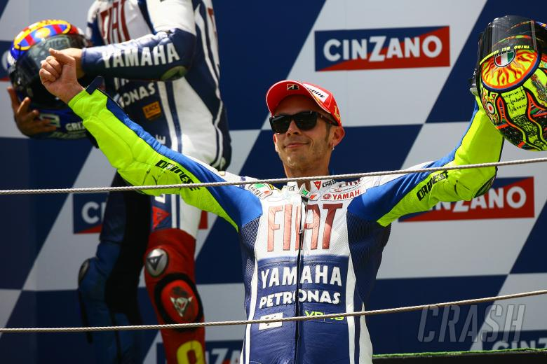 Rossi, Catalunya MotoGP 2009
