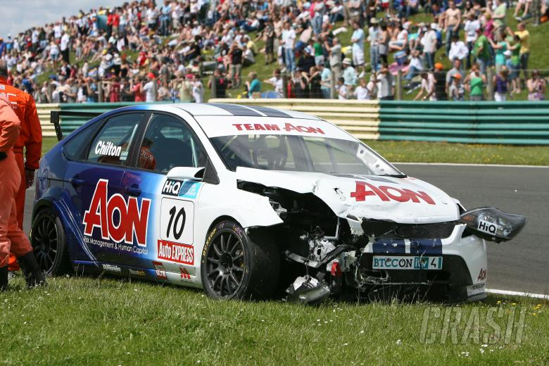 , , Tom Chilton (GBR) - Team Aon Ford Focus ST