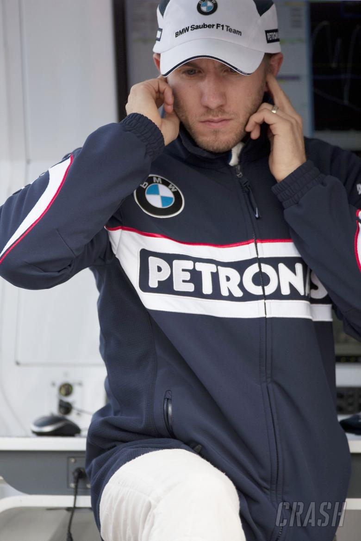Nick Heidfeld (GER) BMW Sauber.F1.09, British F1, Silverstone, 19th-21st, June, 2009