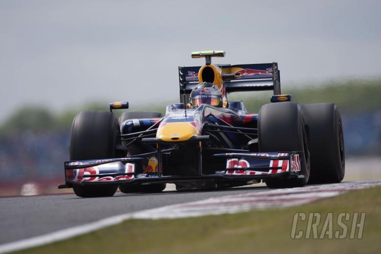 Sebastian Vettel (GER) Red Bull RB5, British F1, Silverstone, 19th-21st, June, 2009