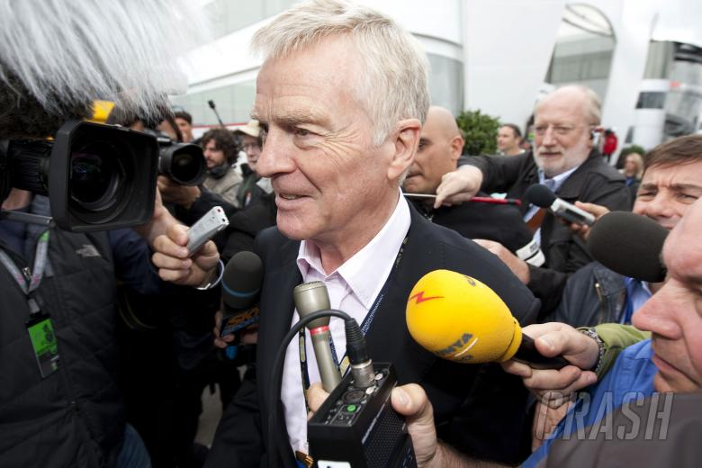 Max Mosley (GBR) President Of The FIA, British F1, Silverstone, 19th-21st, June, 2009