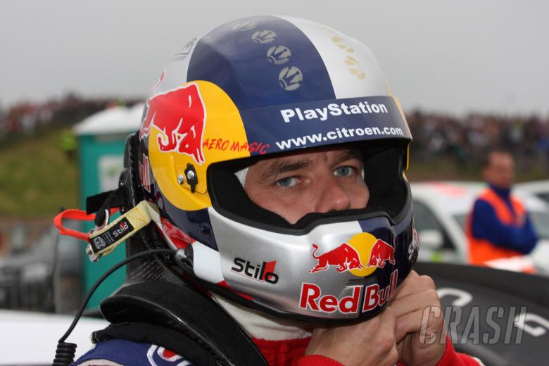 Sebastien Loeb (FRA) Citroën C4, Citroën Total World Rally Team