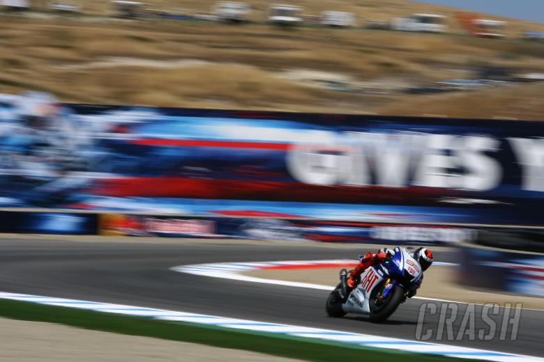 Lorenzo, U.S. MotoGP 2009