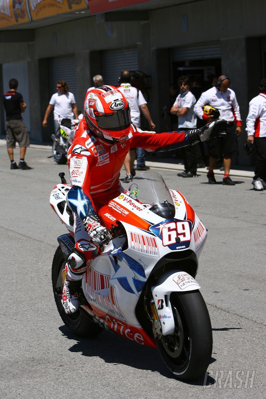 Hayden, U.S. MotoGP 2009