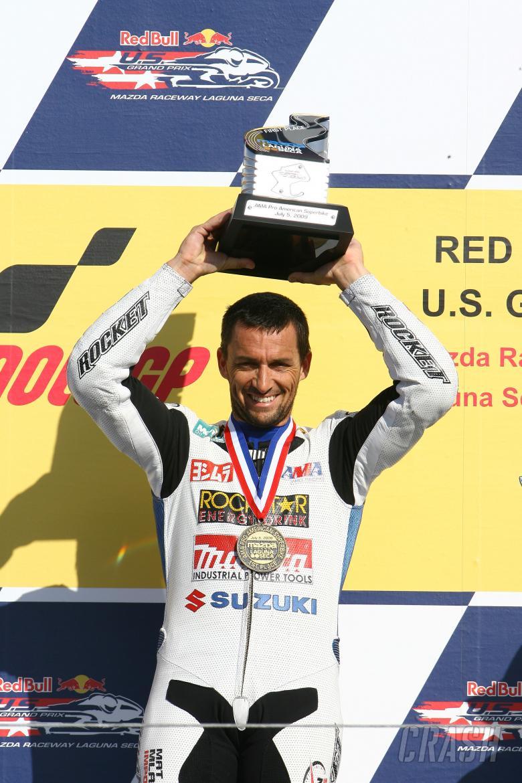 Mladin, AMA Superbike, U.S. MotoGP 2009