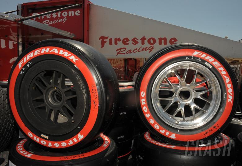 Indy Racing League.  10-12 July 2009.  Honda Indy of Toronto. Tornoto, Ontario, Canada.  Firestone F