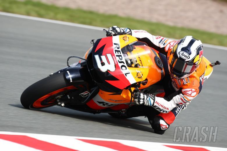 Pedrosa, German MotoGP 2009