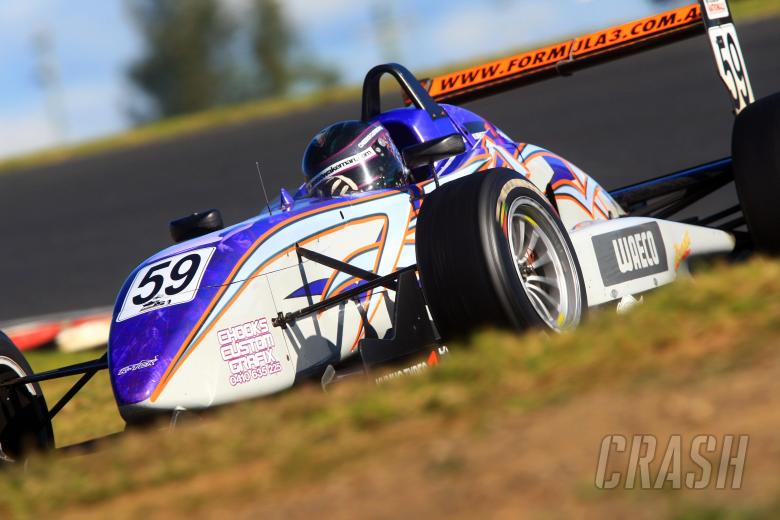 Jesse Wakeman, R-Tek Motorsport  Dallara F304 Spiess Opel  Shannon CAMS Nationals Rd 9 & 10 Austr