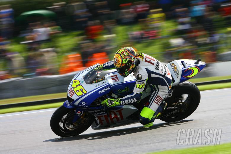 Rossi, British MotoGP 2009