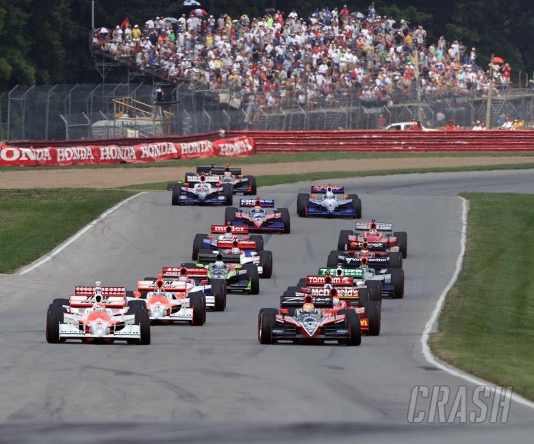 Indy Racing League. 7-9 August 2009. Honda Indy 200. Mid Ohio Sports Car Course. Lexington, Ohio.