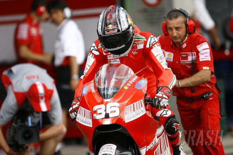 Kallio, Czech MotoGP 2009