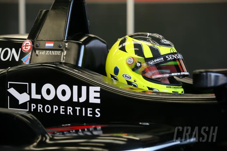 Renger van der Zande (NED) - Hitech Racing Dallara Mercedes