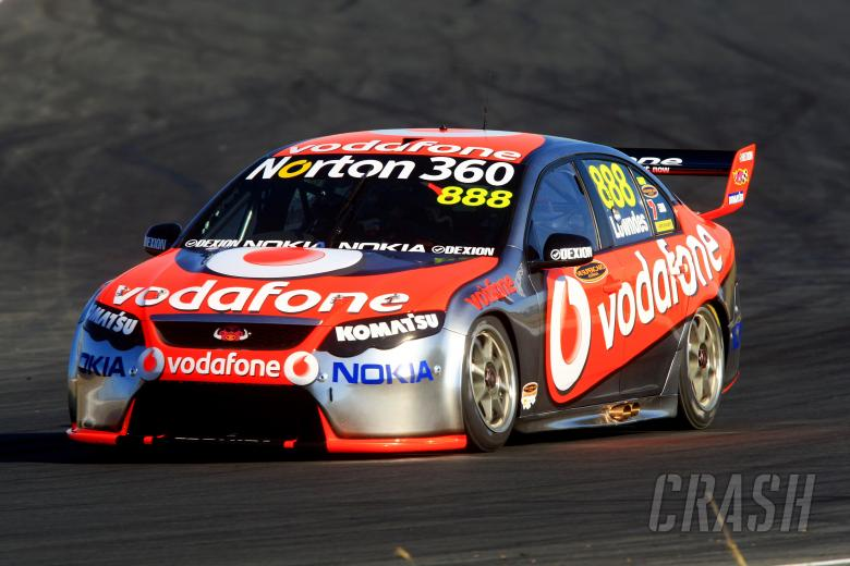 Craig Lowndes, (Aus), Team Vodafone 888 Ford  Races 15 & 16 V8 Supercars Qld House and Land.com30
