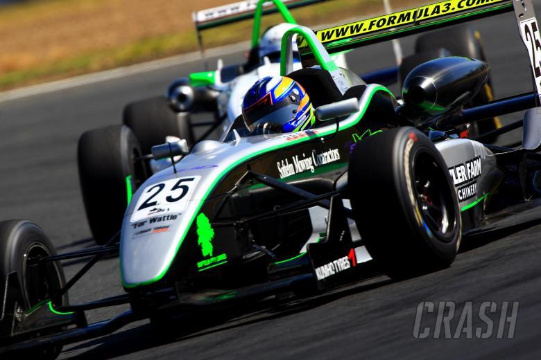 Tim Macrow, Scud Racing Dallara F307 Mercedes Rd 11 & 12 Australian Gold Star F3 Championship Q