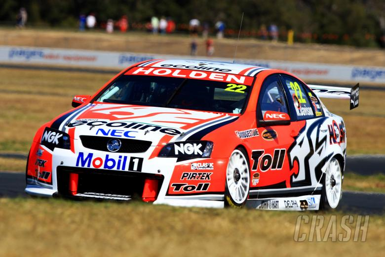 Will Davison, (aust), Toll HRT Commodore Races 15 & 16 V8 Supercars Qld House and Land.com300
