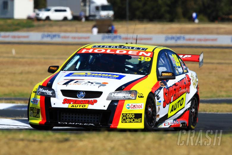 Russell Ingall, (aust), Supercheap PMM Commodore
