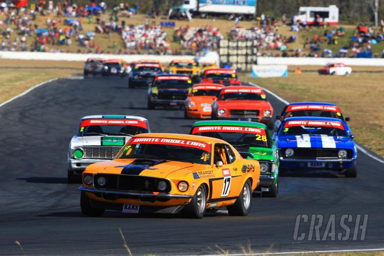 Drew Marget, Ford Mustang Trans Am