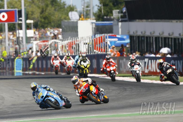 Capirossi, San Marino MotoGP 2009