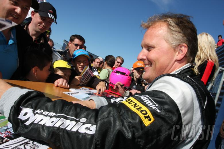 Johnny Herbert (GBR) Team Dynamics Honda
