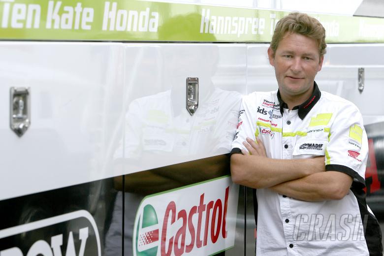 Ronald Ten Kate, Imola WSBK 2009