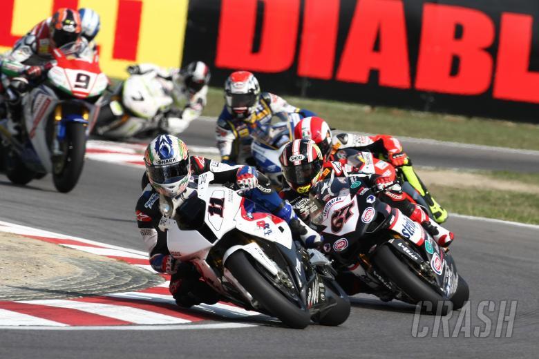 Corser, Imola WSBK Race 1 2009