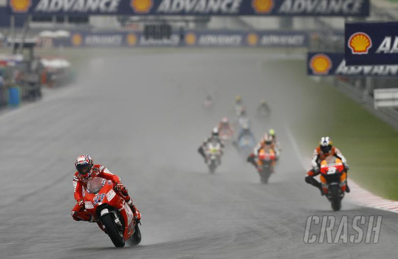 Stoner, Malaysian MotoGP 2009