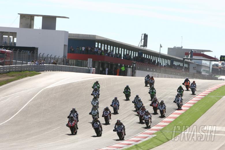 Spies, Race Start, Portuguese WSBK Race 1 2009
