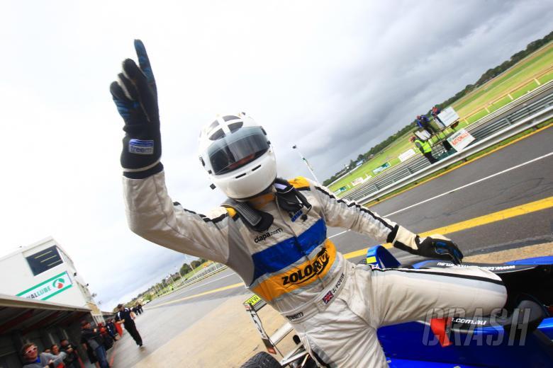 Joey Foster (GB), BRM Dallara F307 Mercedes Australian Drivers Champiosnhip Australian F3 Superp