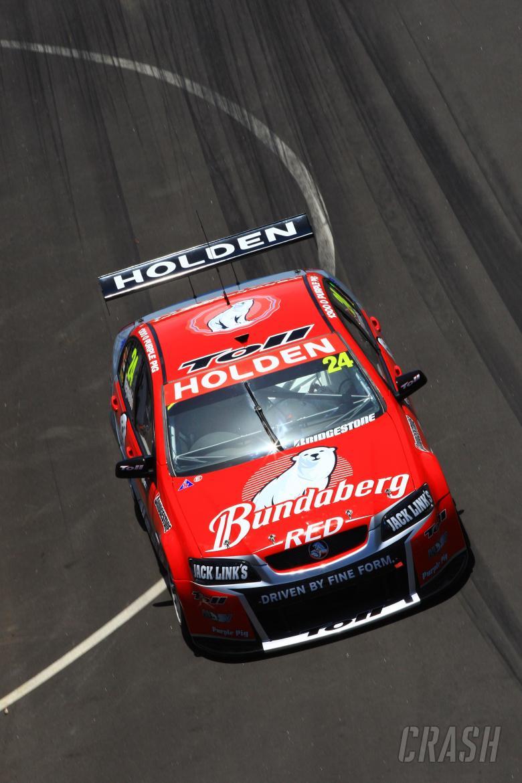David Reynolds (Aust) Bundaberg Red Racing Team HSV Commodore Races 25 and 26 Sydney Telstra 500
