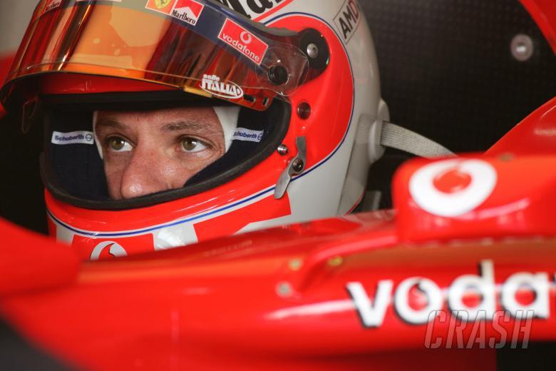 Rubens Barrichello - Ferrari