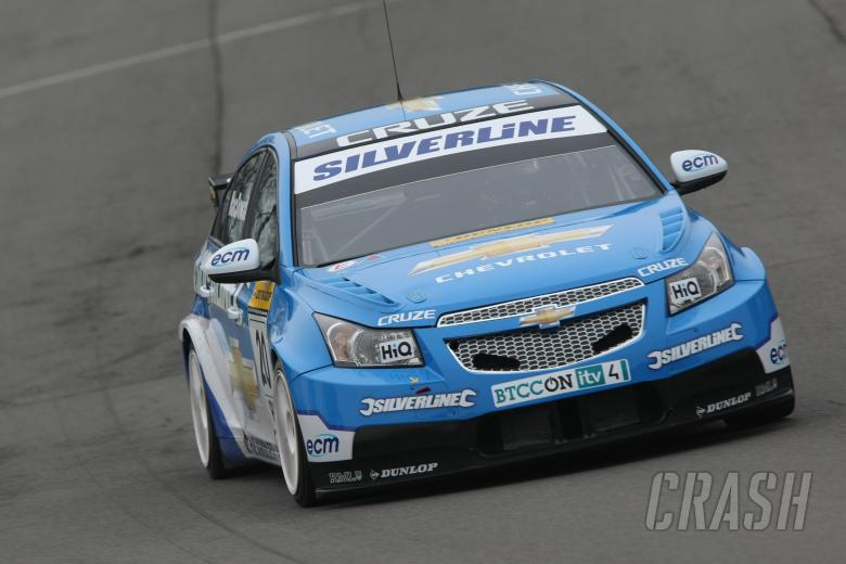 Alex MacDowall (GBR) Silverline Chevrolet Cruze