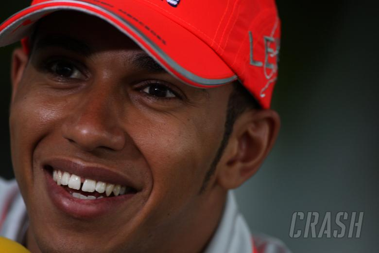 Thursday, Lewis Hamilton (GBR), McLaren  Mercedes, MP4-25