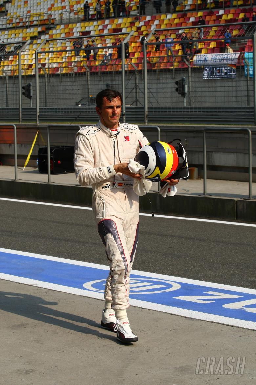 Pedro de la Rosa (ESP) BMW Sauber Ferrari C29