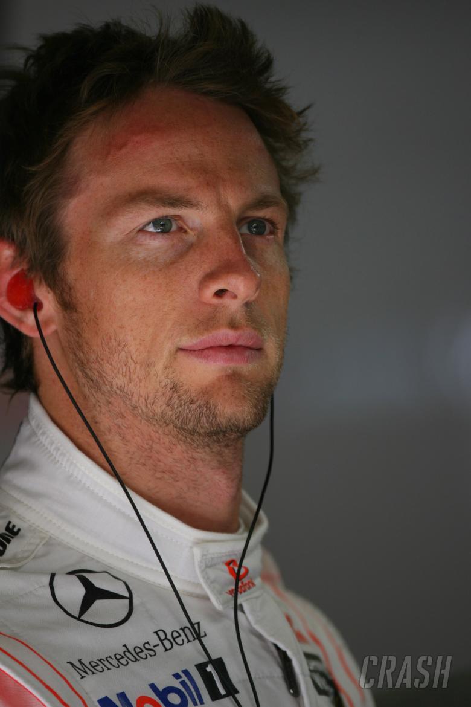 Friday Practice 2, Jenson Button (GBR), McLaren  Mercedes, MP4-25