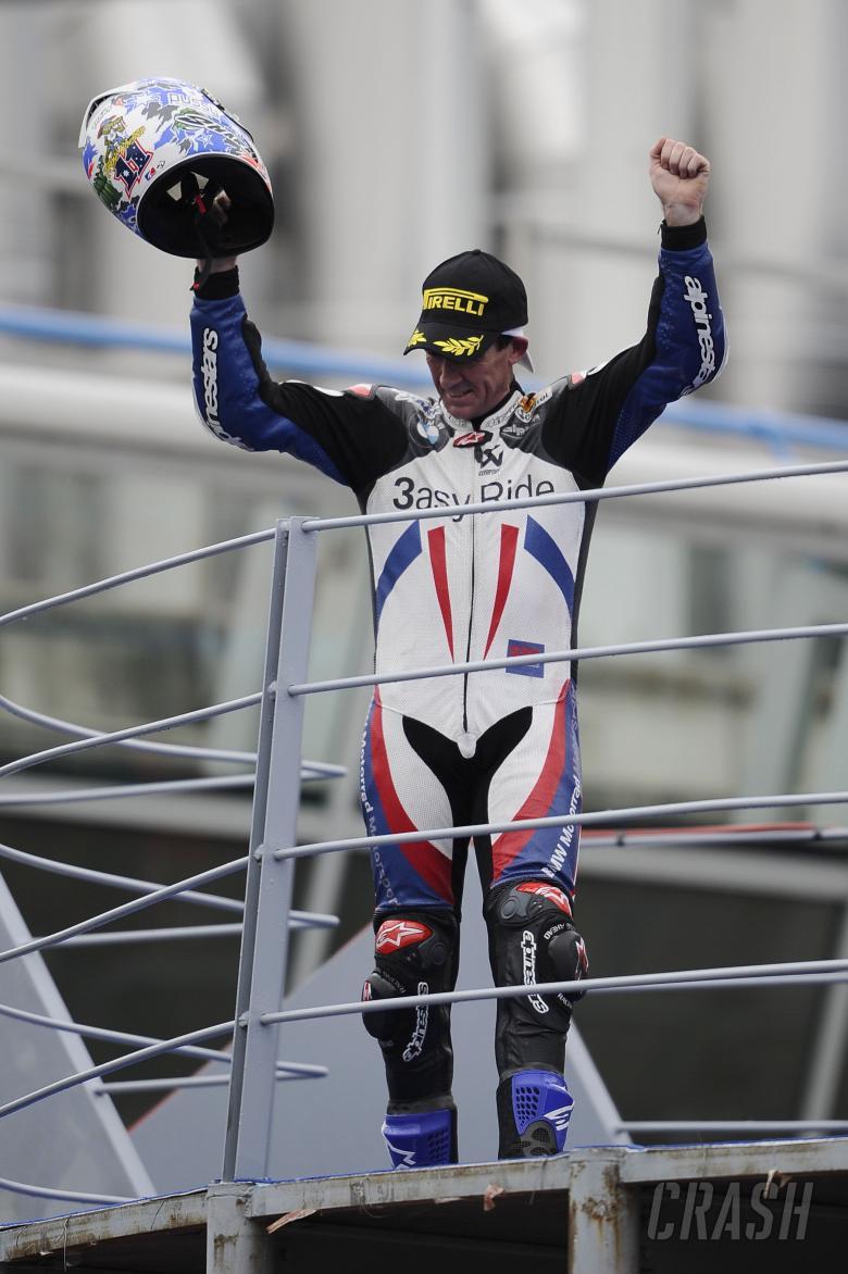 Corser, Monza WSBK Race 2 2010