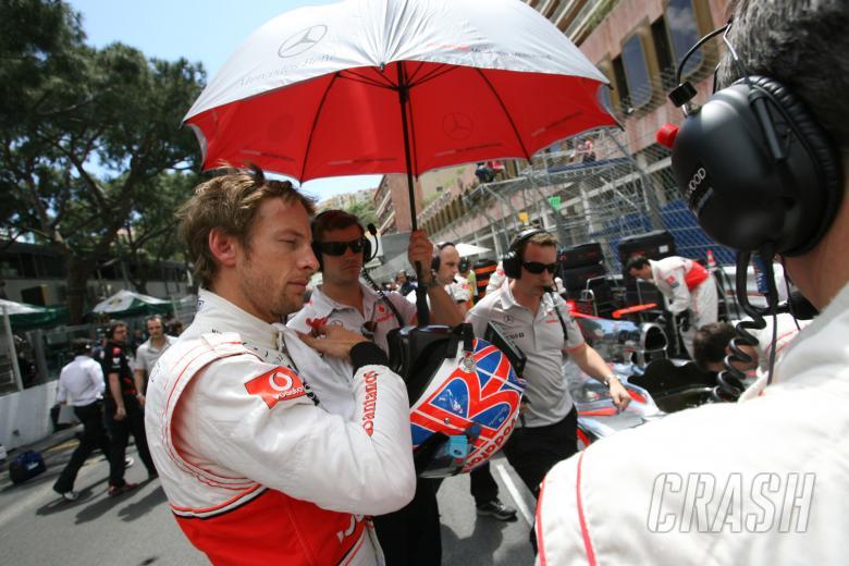 Race, Jenson Button (GBR), McLaren  Mercedes, MP4-25