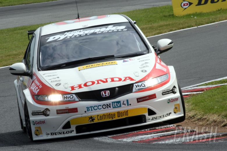 Matt Neal (GBR) - Honda Racing, Honda Civic