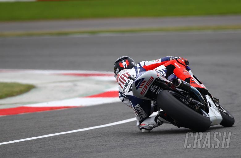 Lorenzo, British MotoGP 2010