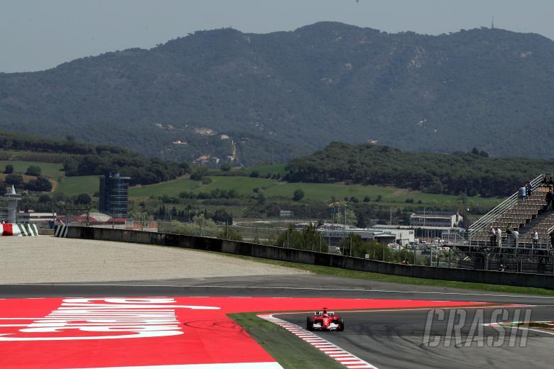 Rubens Barrichello - Ferrari F2005
