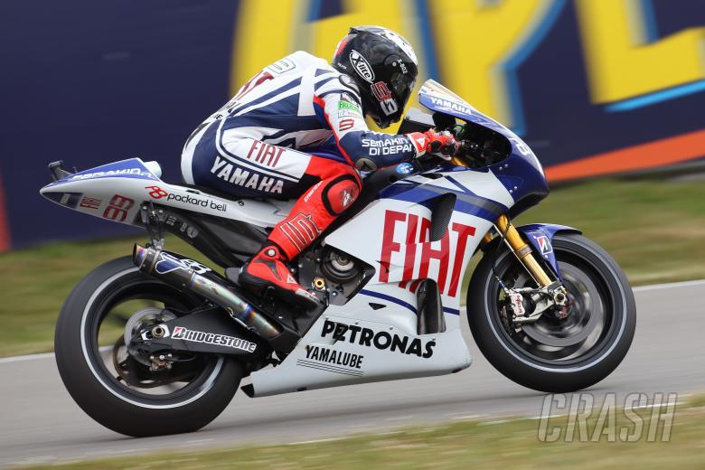Lorenzo, Dutch MotoGP 2010