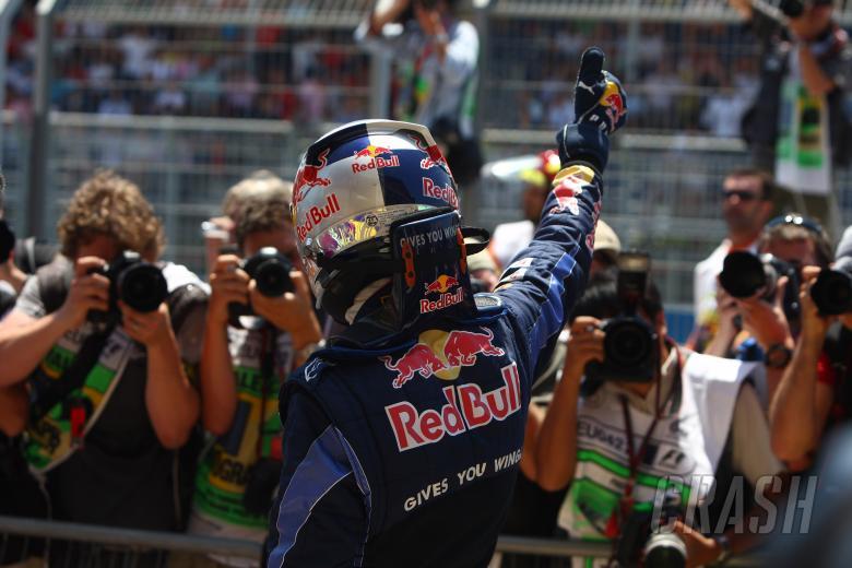 Qualifying, Sebastian Vettel (GER), Red Bull Racing, RB6 pole position