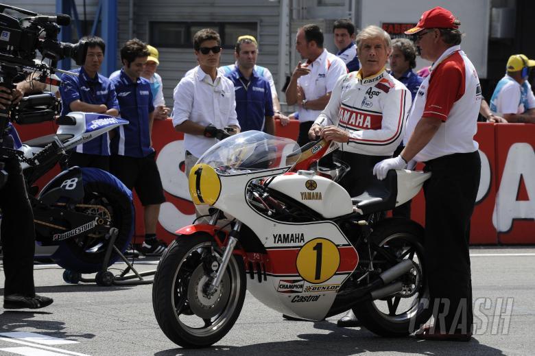 Agostini, Dutch MotoGP 2010
