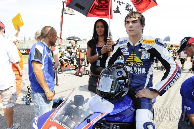 Baz, Misano SSTK 1000 Race 2010
