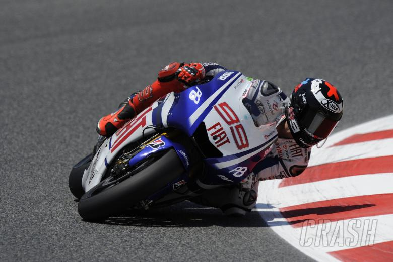 Lorenzo, Catalunya MotoGP 2010