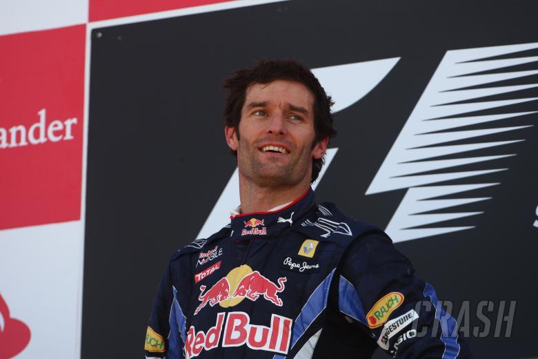 Race, Mark Webber (AUS), Red Bull Racing, RB6 race winner
