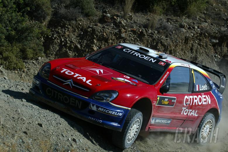 Sebastien Loeb / Daniel Elena - Citroen Xsara WRC