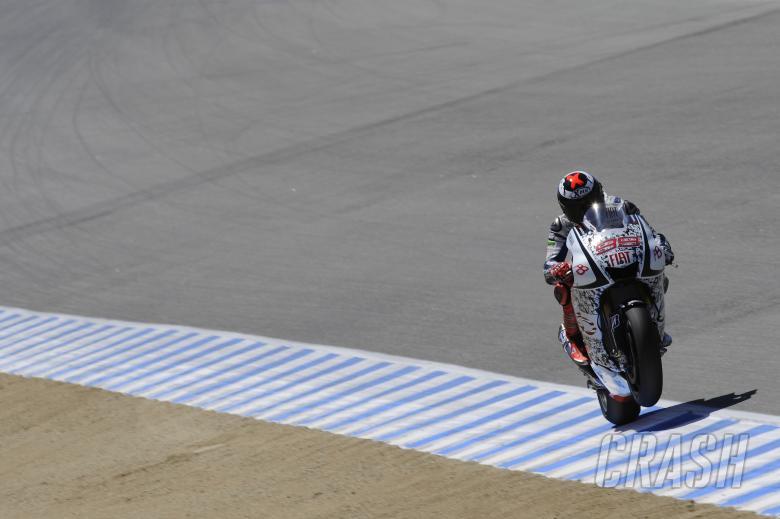 Lorenzo, US MotoGP 2010